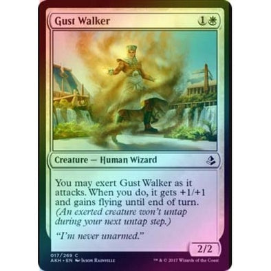 Gust Walker (Foil) (AKH) available at 401 Games Canada
