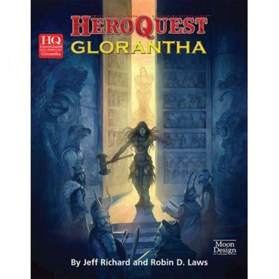 Heroquest - Glorantha (Hardcover) - 401 Games