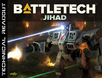 Battletech - Technical Readout: Jihad available at 401 Games Canada