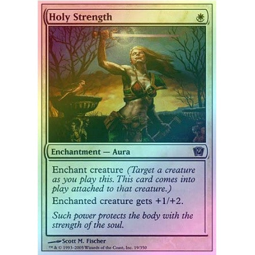 Holy Strength (Foil) - 401 Games