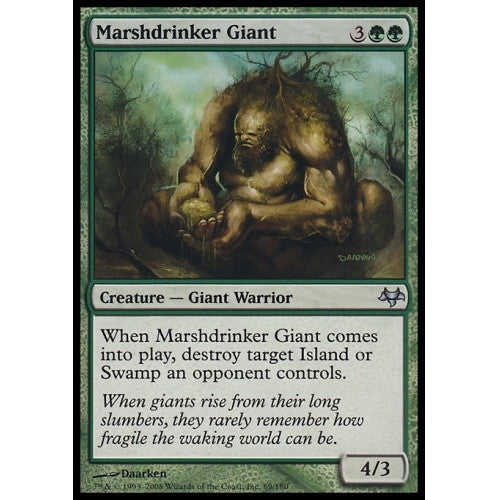 Marshdrinker Giant (EVE) - 401 Games