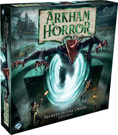 Arkham Horror - 3rd Edition - Secrets of the Order (Pre-Order) available at 401 Games Canada