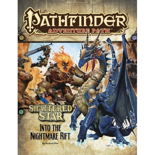 Pathfinder - Adventure Path - #65: Into the Nightmare Rift (Shattered Star 5 of 6) (CLEARANCE) available at 401 Games Canada
