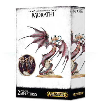 Warhammer - Age of Sigmar - Daughters of Khaine - Morathi available at 401 Games Canada