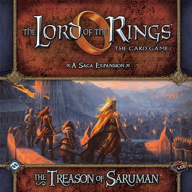 Lord of the Rings - The Card Game - Treason of Saruman available at 401 Games Canada