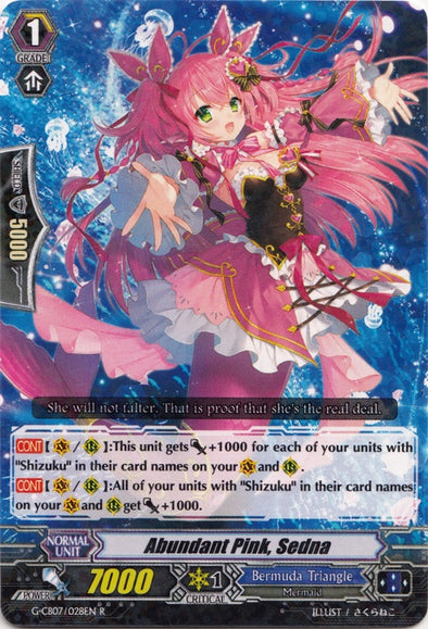 Abundant Pink, Sedna - G-CB07/028R available at 401 Games Canada