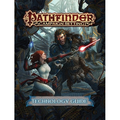 Buy Pathfinder - Campaign Setting - Technology Guide and more Great RPG Products at 401 Games