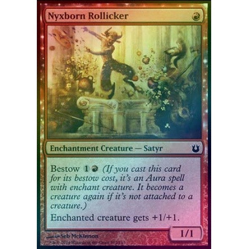 Nyxborn Rollicker (Foil) (BNG) - 401 Games