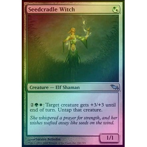 Seedcradle Witch (Foil) - 401 Games