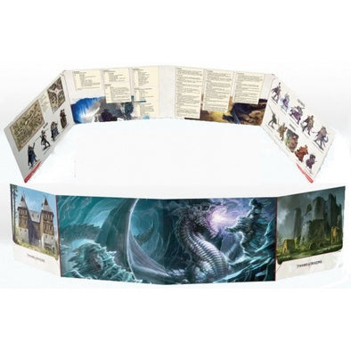 Dungeons and Dragons 5th Edition - Hoard of the Dragon Queen - Dungeon Master's Screen - 401 Games
