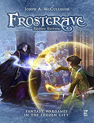 Frostgrave - Rulebook - Second Edition available at 401 Games Canada