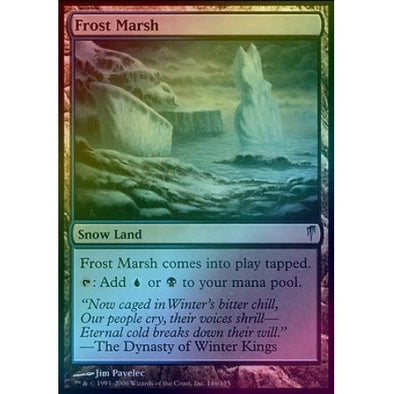 Frost Marsh (Foil) (CSP) - 401 Games