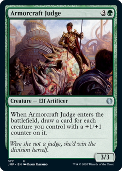 Armorcraft Judge (JMP) - 401 Games