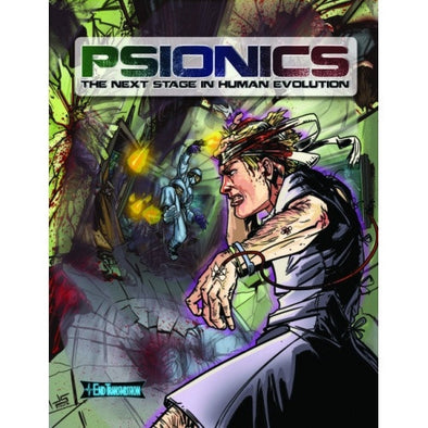 Psionics: The Next Stage in Human Evolution - Core Rulebook - 401 Games