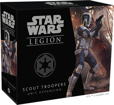 Buy Star Wars - Legion - Imperial - Scout Troopers and more Great Tabletop Wargames Products at 401 Games
