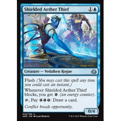Shielded Aether Thief (AER) available at 401 Games Canada