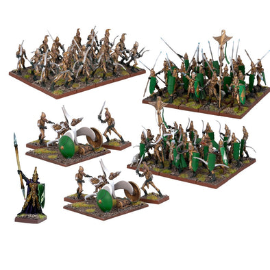 Kings of War - Elf Army