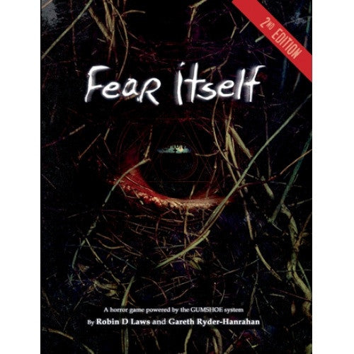 Fear Itself - Core Rulebook - 401 Games