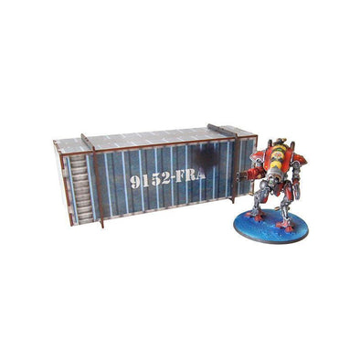 Bandua - Blue Container - 401 Games