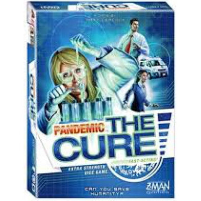 Buy Pandemic - The Cure and more Great Board Games Products at 401 Games