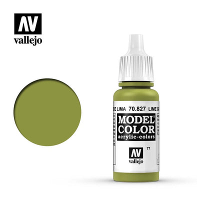 Vallejo - Model Color - Lime Green available at 401 Games Canada