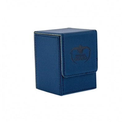 Buy Ultimate Guard - Flip Deck Case Xenoskin 100+ - Navy and more Great Sleeves & Supplies Products at 401 Games