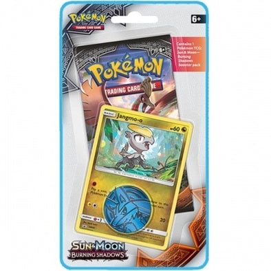 Buy Pokemon - Burning Shadows 1-Pack Blister Jangmo-o Promo and more Great Pokemon Products at 401 Games