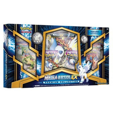 Buy Pokemon - Mega Absol EX Premium Collection Box and more Great Pokemon Products at 401 Games