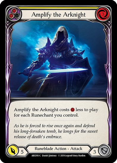 Amplify the Arknight (ARC095) available at 401 Games Canada