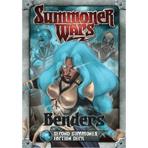 Summoner Wars - Benders Second Summoner Faction Deck - 401 Games