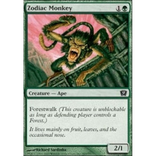 Zodiac Monkey available at 401 Games Canada