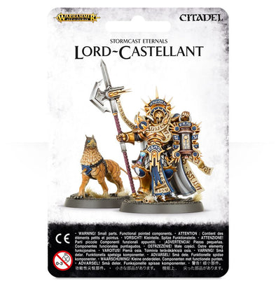 Warhammer - Age of Sigmar - Stormcast Eternals - Lord-Castellant - 401 Games