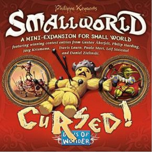Small World - Cursed! Expansion