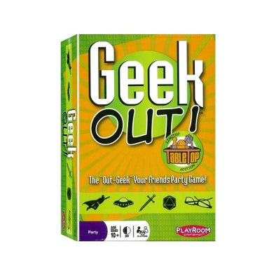 Geek Out! Tabletop Limited Edition