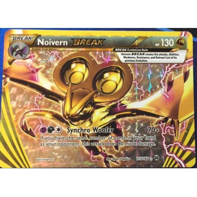 Buy Noivern BREAK - 113/162 and more Great Pokemon Products at 401 Games