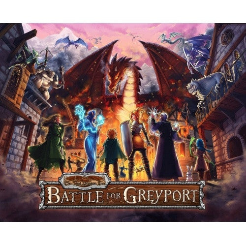 Red Dragon Inn - Battle for Greyport available at 401 Games Canada