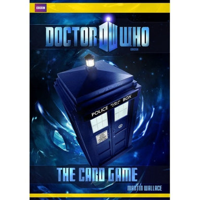 Doctor Who The Card Game - Second Edition - 401 Games