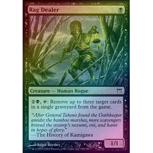 Rag Dealer (Foil) (CHK) - 401 Games