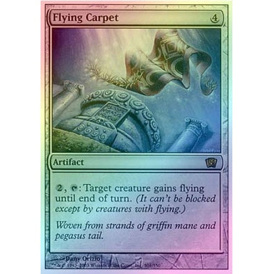 Flying Carpet (Foil) available at 401 Games Canada
