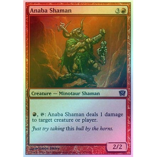 Anaba Shaman (Foil) available at 401 Games Canada