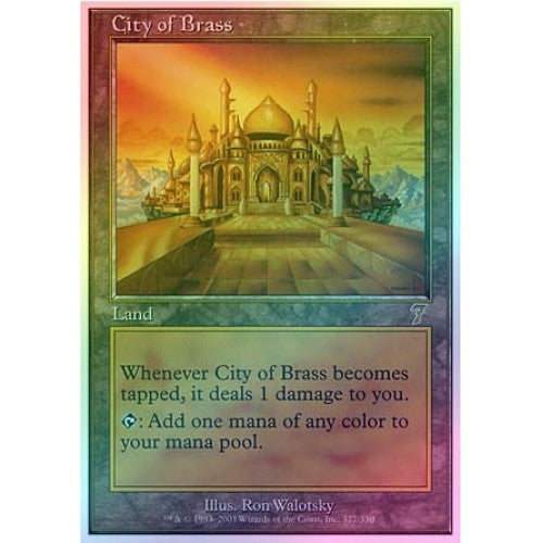 City of Brass (Foil) available at 401 Games Canada