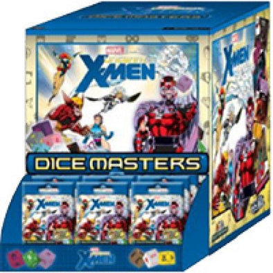 Dice Masters - Marvel Uncanny X-Men - Gravity Feed Booster Box 90CT - 401 Games