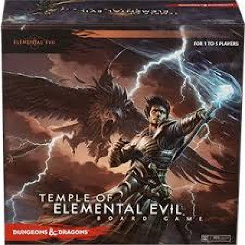 Dungeons and Dragons - Temple of Elemental Evil - 401 Games