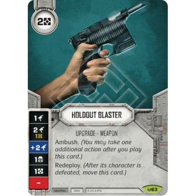 Holdout Blaster - 401 Games