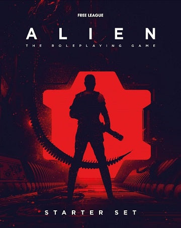 Alien RPG - Starter Set (Pre-Order) - 401 Games