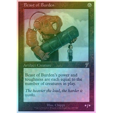 Beast of Burden (Foil) available at 401 Games Canada