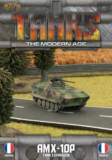 Tanks - Modern Age - French - AMX-10P
