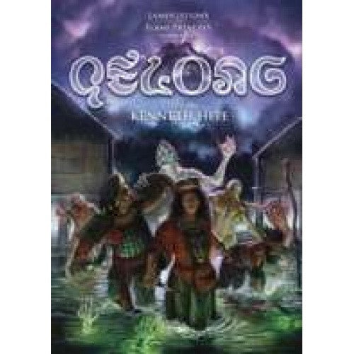 Buy Lamentations of the Flame Princess - Qelong and more Great RPG Products at 401 Games