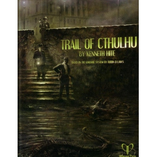 Buy Trail of Cthulhu - Core Rulebook and more Great RPG Products at 401 Games