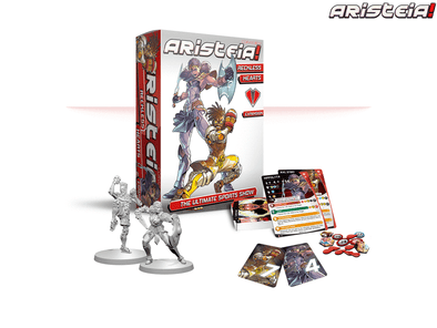 Aristeia! - Reckless Hearts - 401 Games